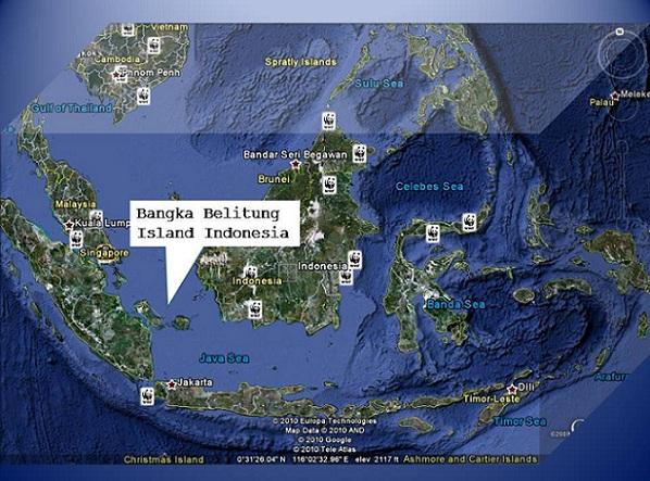 Foto : Istimewa. Bangka Belitung.