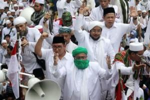 Foto : Istimewa. Demo 4 November